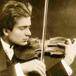 Huberman_Playing_violin